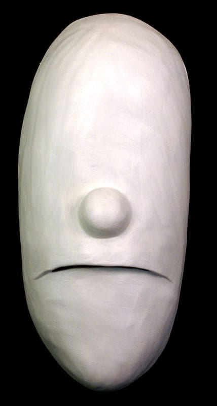 Larval Mask 9