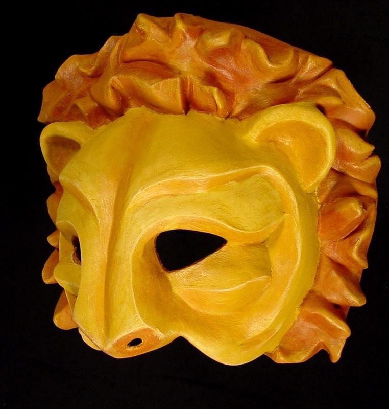 Half Mask, Lion