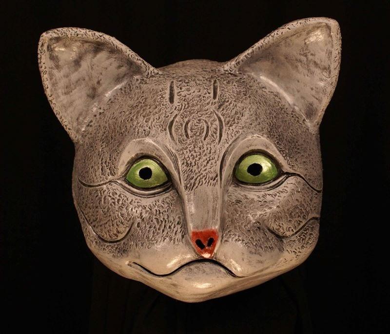 Mau Cat Mask