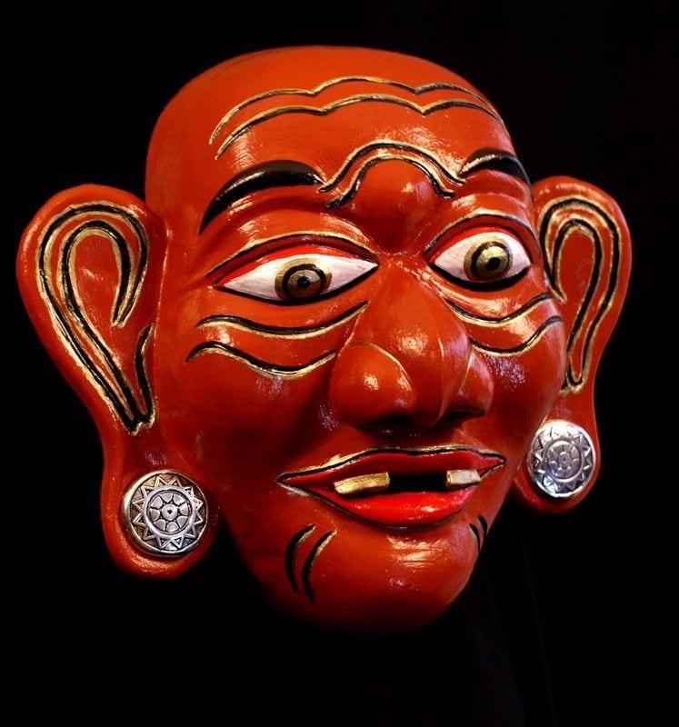 Merdah Mask