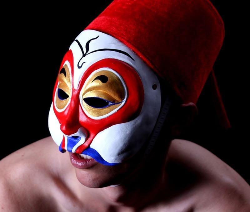 Modeled Monkey King Mask 2