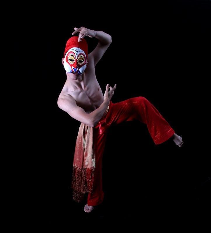 Modeled Monkey King Mask 5