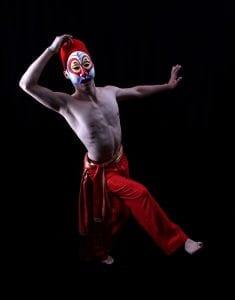 Modeled Monkey King Mask