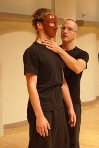 neutral mask in actor training