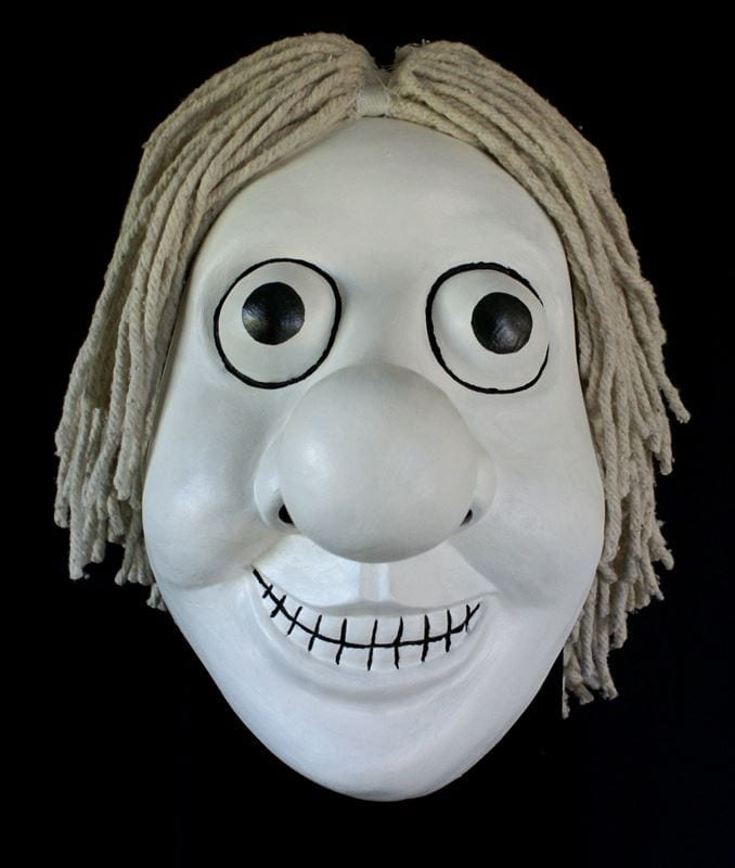 Nosey Bonk Mask, Front View