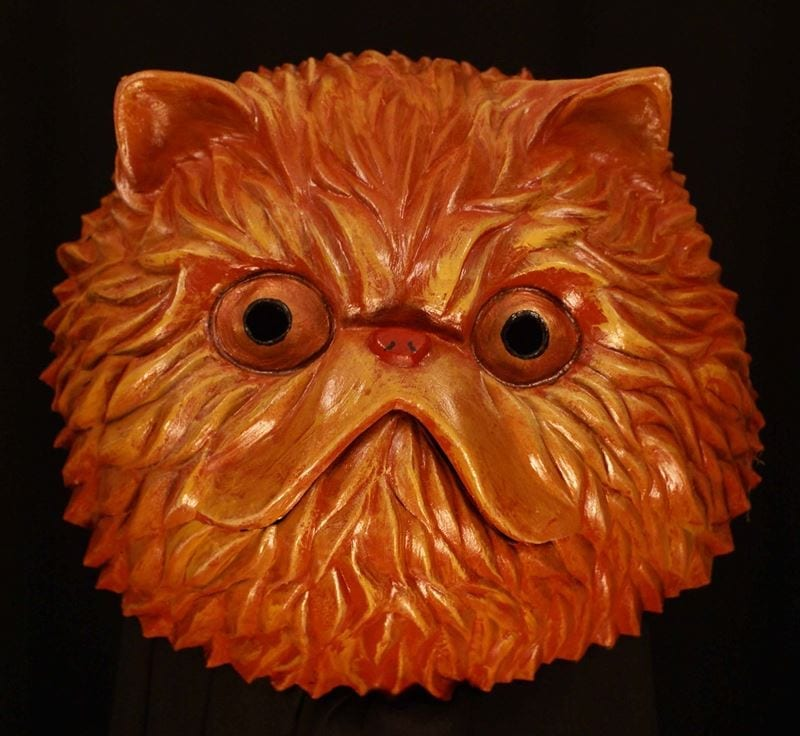 Persian Cat Mask