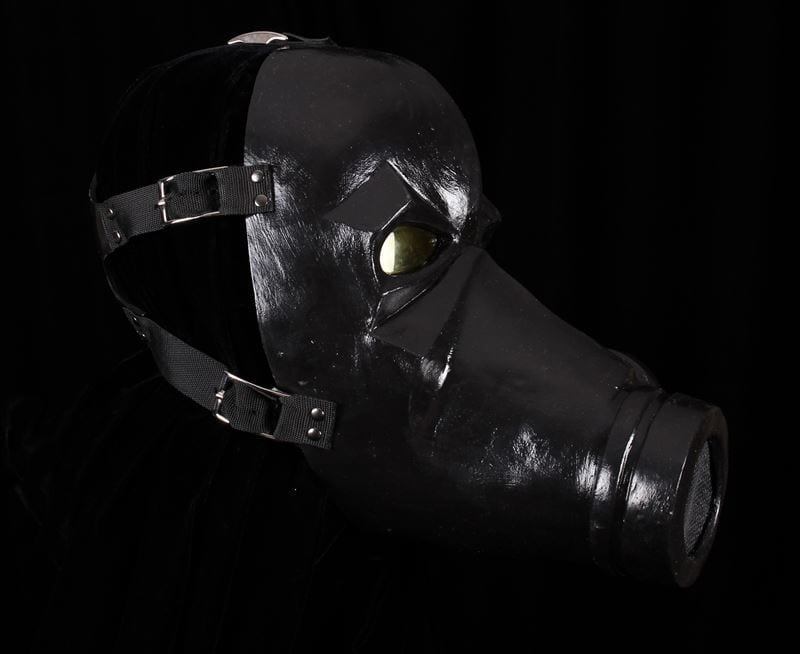 Right Side View of Psycho Mantis Mask