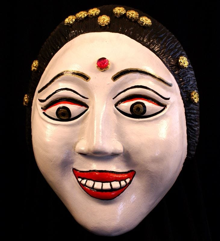 Sita Character Mask