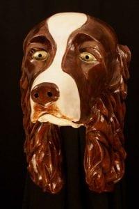 Springer Spaniel Mask