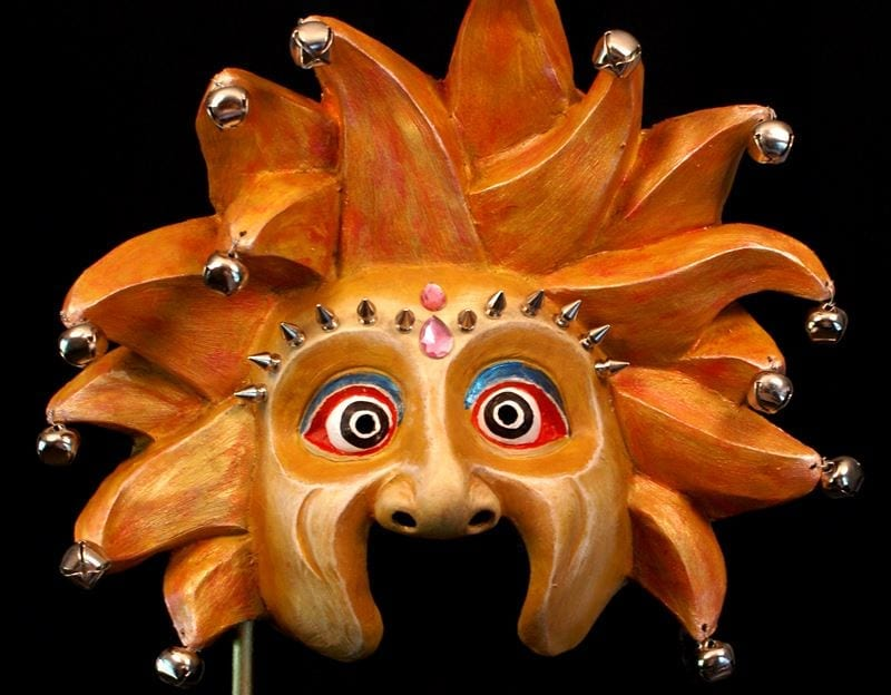 Half Mask, Sunny World
