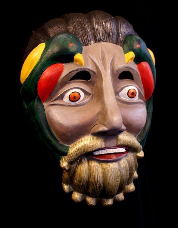 Character Mask, Tecun Uman