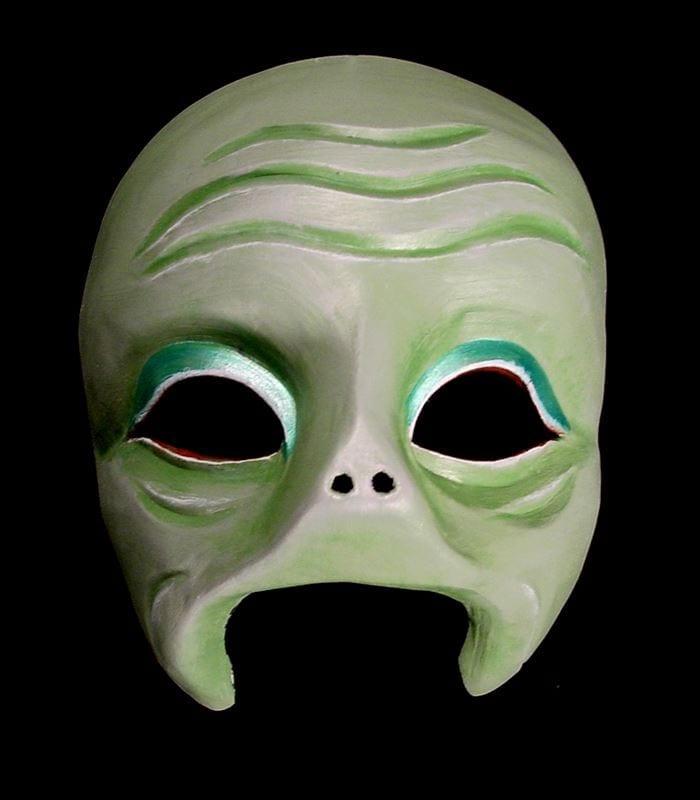 Half Mask, Tortoise
