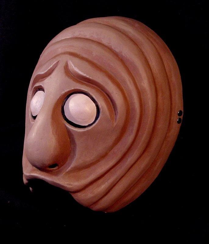 Worm Mask