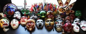 Masks of World Culture