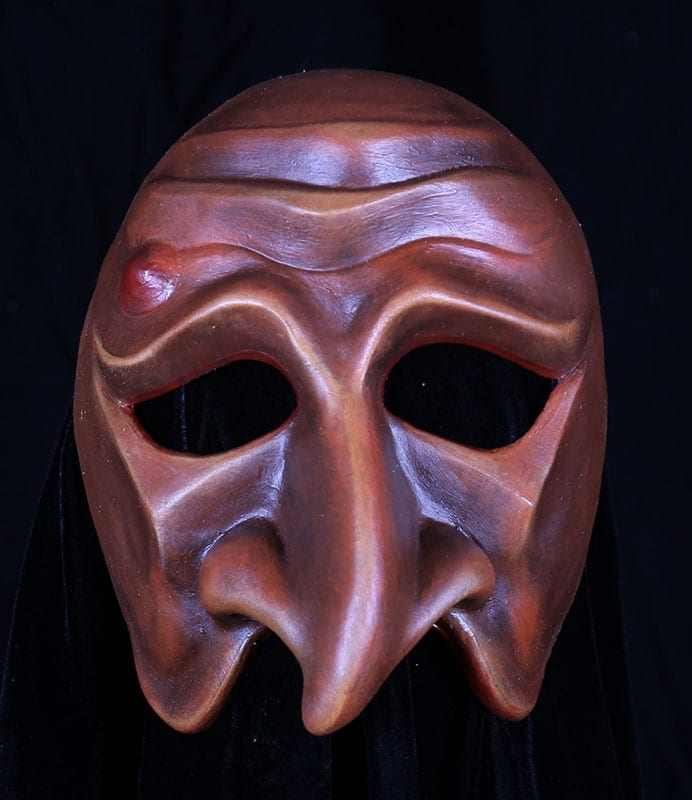 Pantelone Mask for Commedia