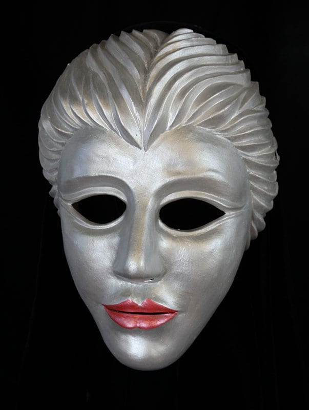 Goddess Mask for Greek Theater