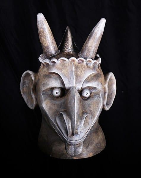 hunchback gargoyle mask