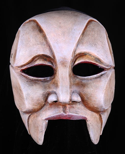 greek theatre mask polyxena