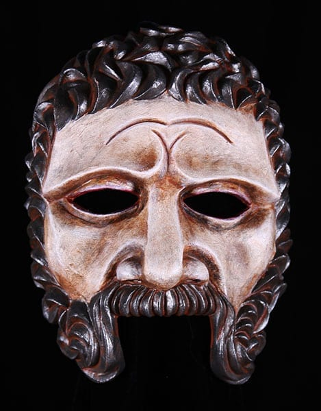 greek theatre mask talthybius
